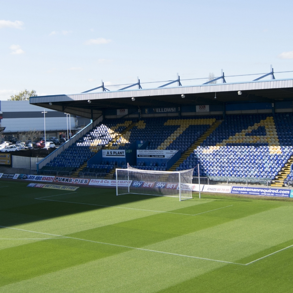 Mansfield Town One Call Stadium (SA043)